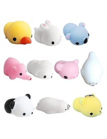 Jumbo Squishy Animals Stress Reliever  Toy 10PCS