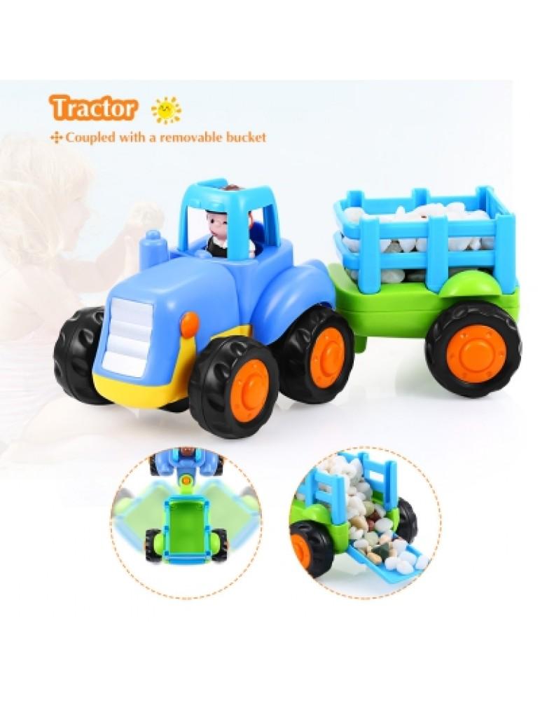 326 4 Car Toys