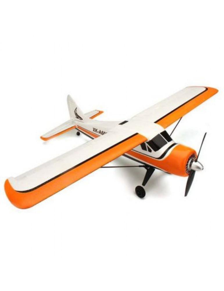 XK A600 5CH Brushless Glider RC Aeroplane RTF EU Plug