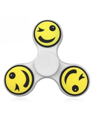 Fiddle Toy Emoticon Pattern Finger Gyro Fidget Spinner